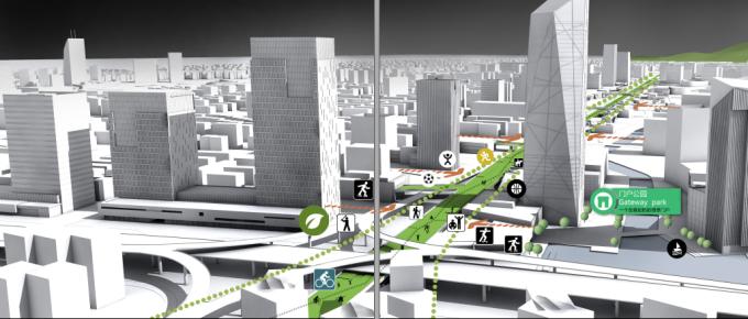 [浙江]多维灵动创意体验空间城市景观规划设计方案_3