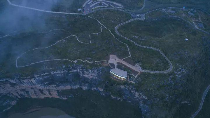 中国第一个百米崖壁上的美术馆!_20