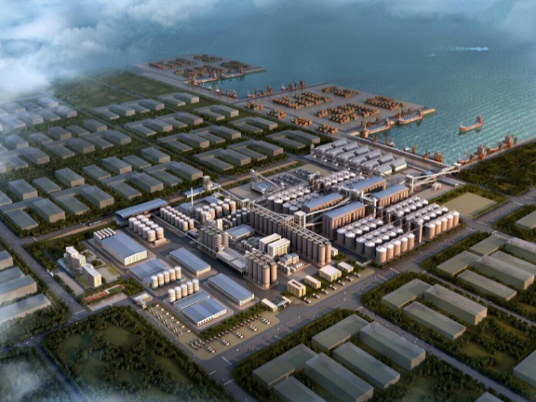 [盘锦]中储粮东北综合产业基地项目G组筒仓顶板施工方案(150页)
