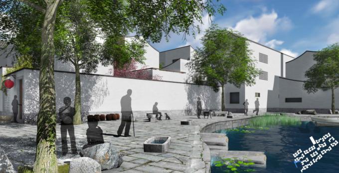 [浙江]传统民居文化美丽乡村改造景观规划设计方案
