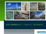 "BIM软件在""上海中心""项目的应用"