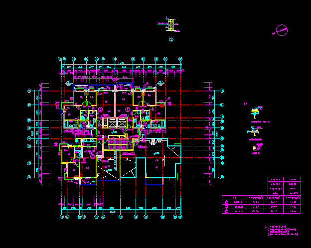 多套新中式风格住宅建筑施工图(深圳电子院)