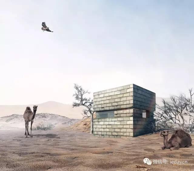 怎样用VFS和PS表达沙漠场景|教程