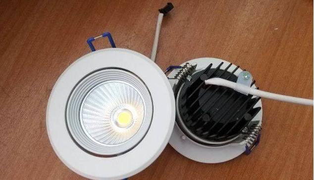 家居装修筒灯和射灯的具体区别
