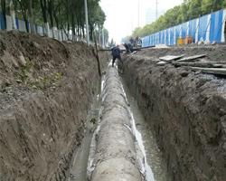 [江苏]南环二路改造工程排水管道土方开挖专项施工方案(市政)