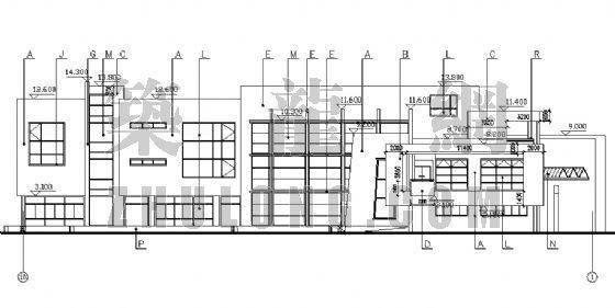 幼儿园建筑施工图-2