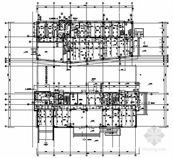 某高层建筑给排水全套图纸与计算说明