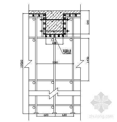 [浙江]厂房高大模板施工方案及计算书