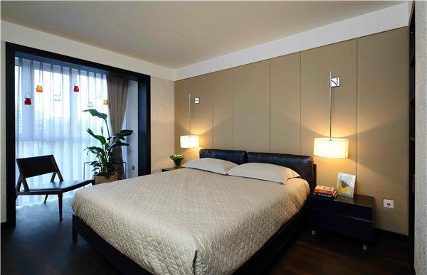170平现代简约风格公寓装修效果图