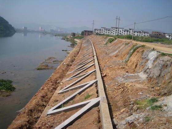 防护防洪监理实施细则资料下载-[福建]防洪工程监理实施细则