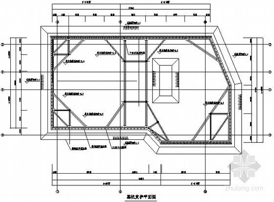 [福建]深基坑PHC管桩加钢支撑支护施工组织设计(专家论证)