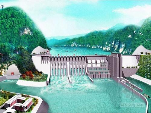 [四川]水电站工程监理大纲(详细、附图、123页)
