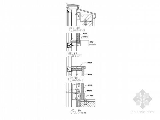 [江苏]超高层酒店楼板节点详图