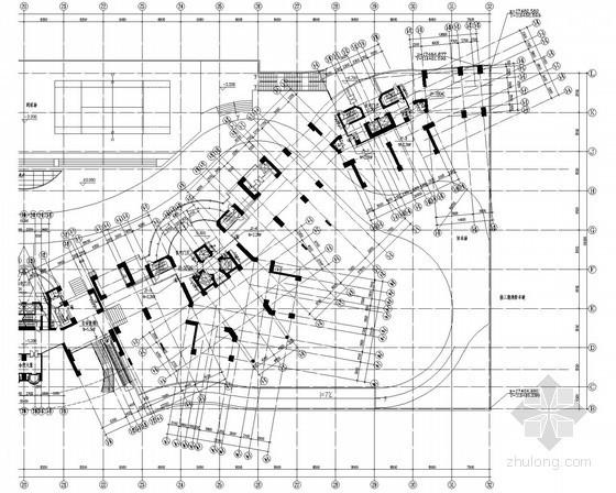 [广东]十万平三十五层国内知名住宅楼电气施工图纸170张