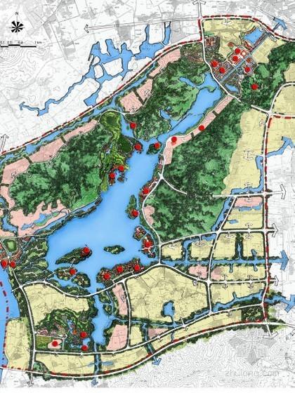 [杭州]国际旅游综合体概念性规划方案