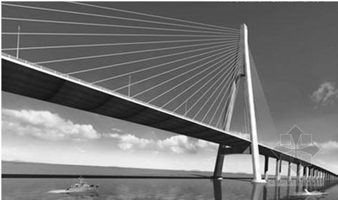 [黑龙江]斜拉桥水上总体施工方案(独塔斜拉桥 钢板桩围堰)