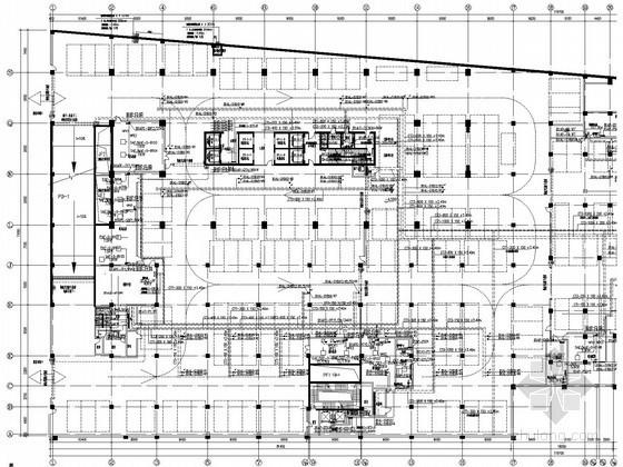 [江西]知名综合商业楼全套电气图153张(3座塔楼 多安装大样 知名设计院最新编制)