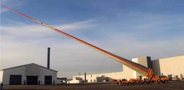 为什么风电叶片运输中不会掉落?