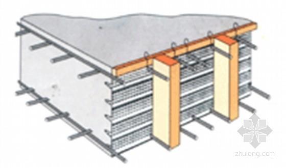 [四川]框架结构客运站工程模板及高支架施工方案
