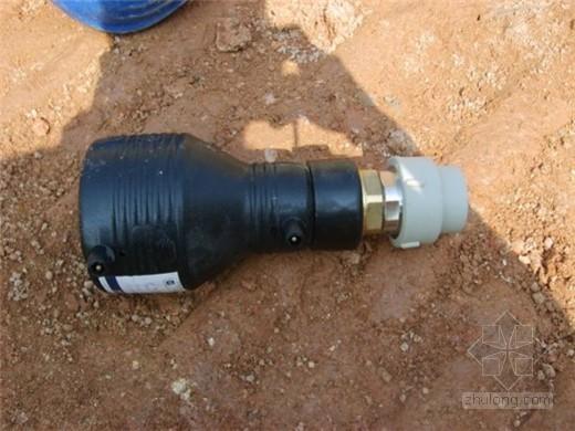 超详细设备安装工程各种管道连接方式