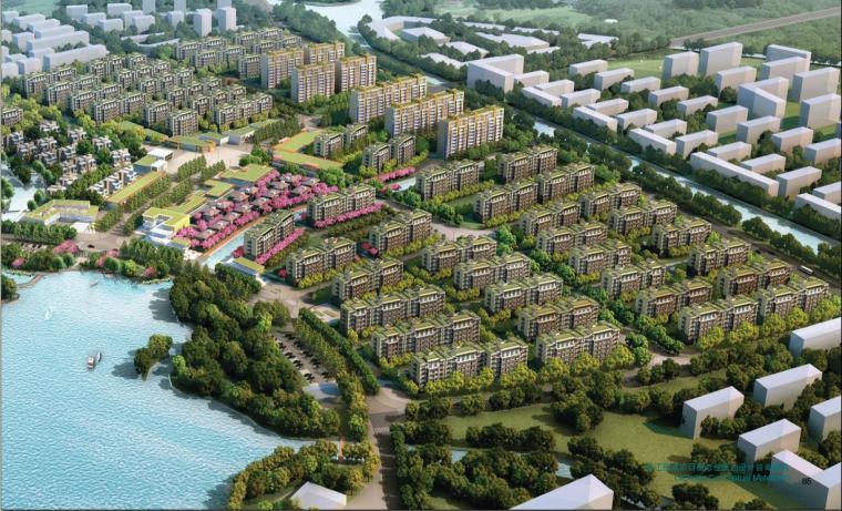 [浙江]新中式风格多功能城市综合体建筑设计方案文本