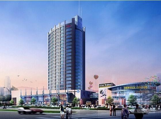 [广东]2016年大型商业中心工程土建施总承包招标文件