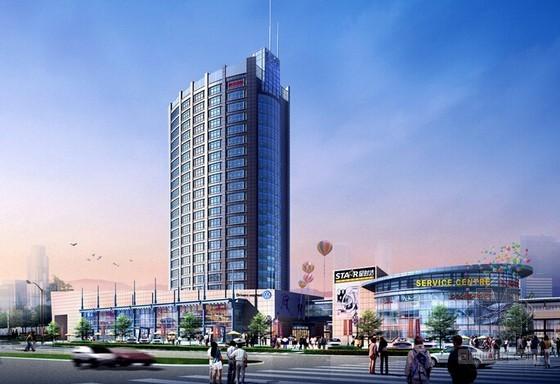 [长春]大型商业中心主体及配套设施建设工程施工合同(含规划设计方案)