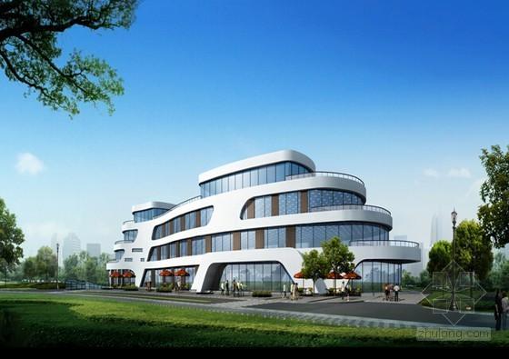 [四川]框架结构商务会所工程施工组织设计(附图多)