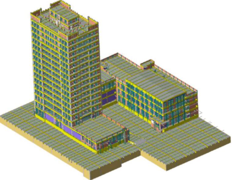 某建设项目BIM在项目实施工作总结大纲