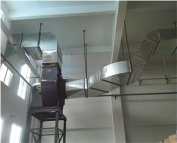 暖通工程工程案例之暖通施工图设计及安装说明