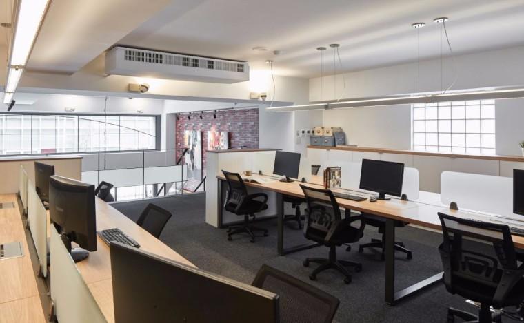 老旧办公室的改造-14