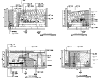 汤物臣——晋城ktv室内设计施工图及效果图(179张)