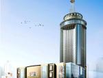 兰州国芳大酒店筒中筒超限高层结构设计