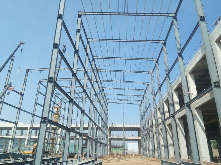 24.5m门式刚架单层钢结构厂房吊装安全措施