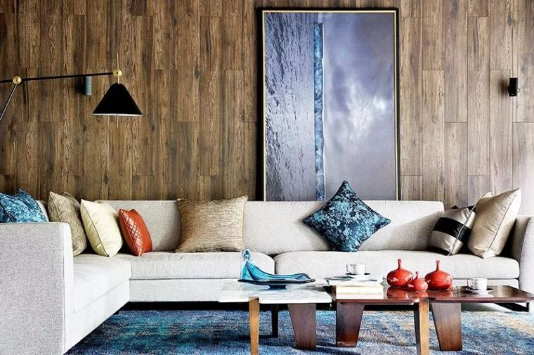 台式风格别墅设计,完美融合演绎出一个温馨优雅的家!