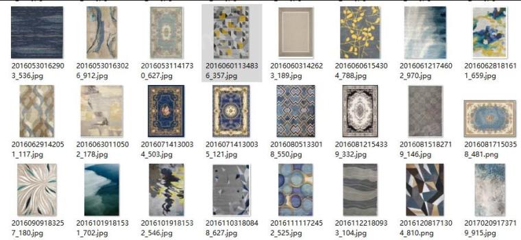 48款地毯贴图