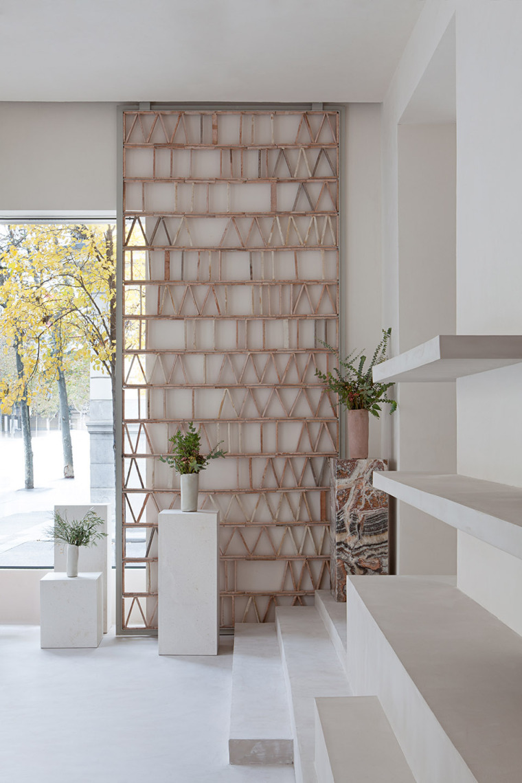 西班牙充满灵性空间Malababa旗舰店室内实景图 (4)