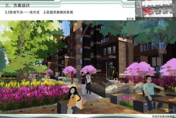 自然通辽龙庭秀舍小区景观方案设计——土人设计