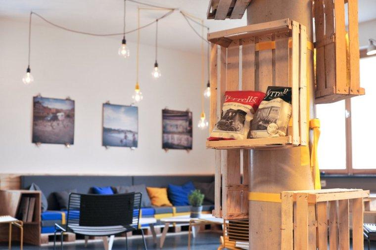 咖啡厅设计案例(效果图)