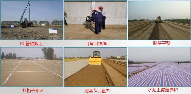 [江苏]泰高高速公路工程精细化管理经验汇报PPT