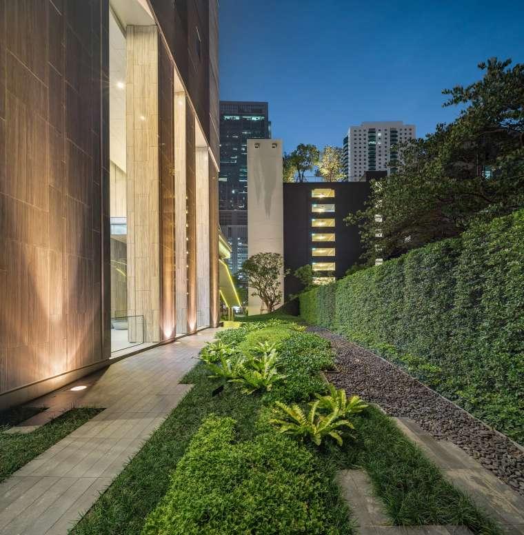 曼谷中心豪华公寓景观-84c70060