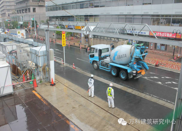 标准精细化管理、高效施工,近距离观察日本建筑工地_2