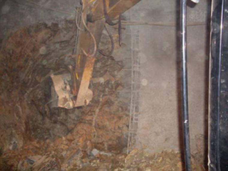 [QC成果]提高暗挖法隧道初支断面验收合格率