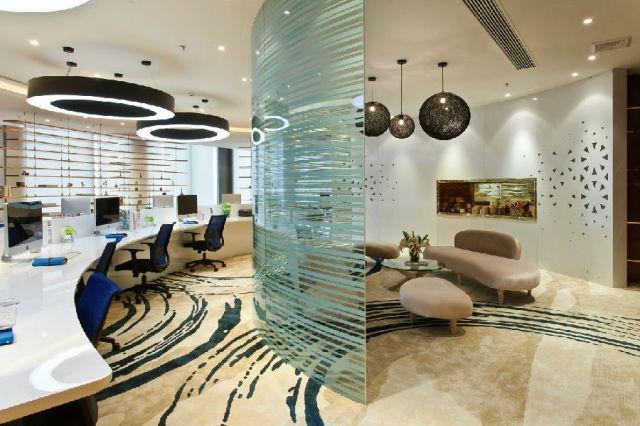 #办公楼#佛山:禅城绿地中心办公楼室内设计_3