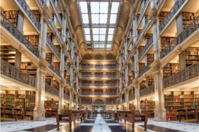 120个地表最美图书馆,来随意感受下_15