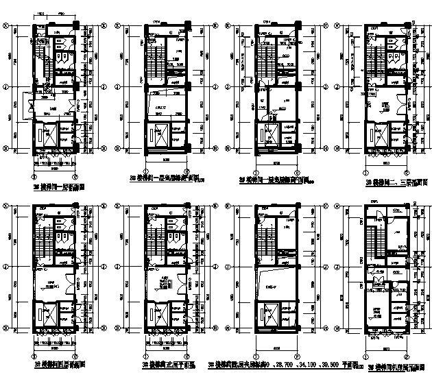 高层丁类生产类厂房建筑