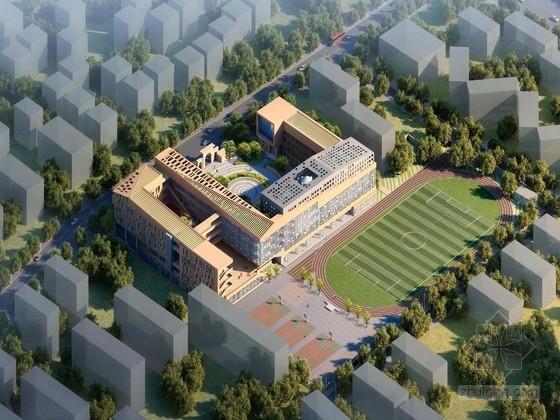 [深圳]新概念校园景观规划设计方案