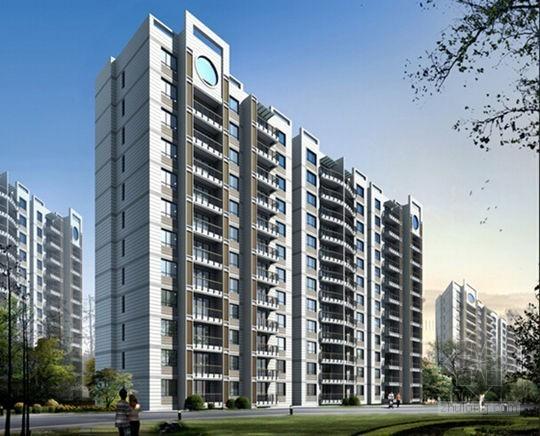 高层住宅建筑安装工程造价分析表