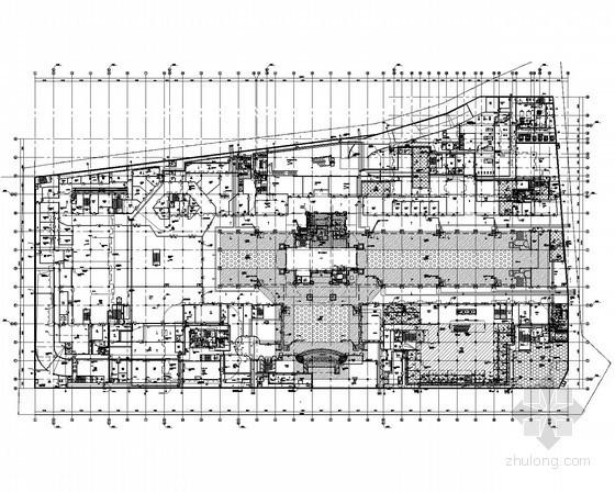 [上海]办公楼及仓储用地给排消防施工图