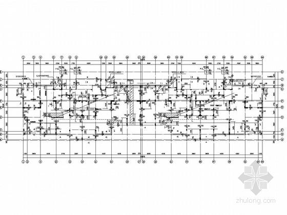 [山东]26层剪力墙结构安置楼房结构施工图